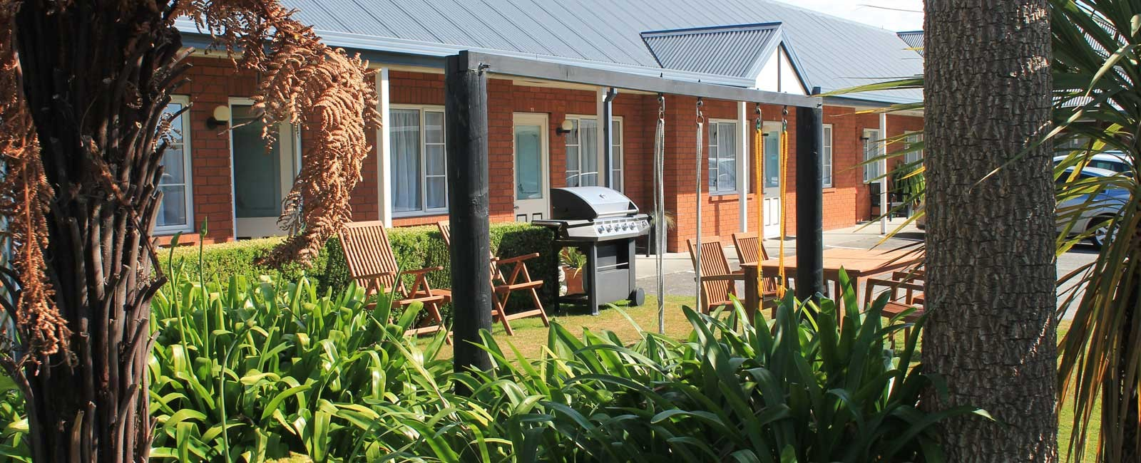 Alpine Rose Motel Motel Accommodation Greymouth New Zealand
